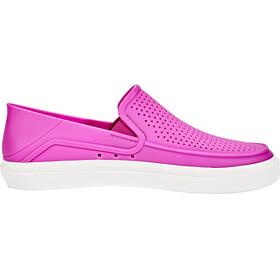 Crocs CitiLane Roka Slip-on Slippers Women Vibrant Violet